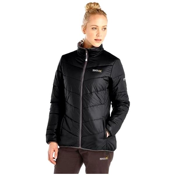 Dámská zimní bunda Regatta RWN069 ICEBOUNT Black