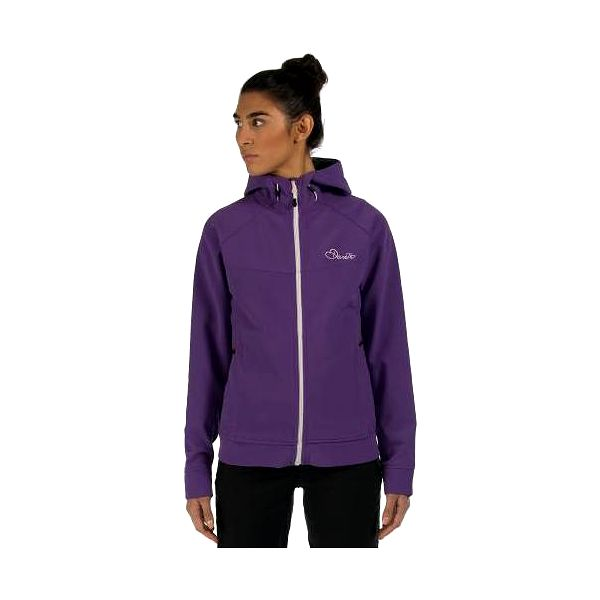Dámská softshellová bunda Dare2B DWL121 LEVITY Royal Purple