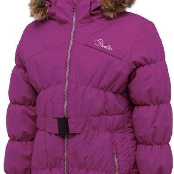 Dívčí zimní bunda Dare2B DGP012 WONDROUS Plum Pie