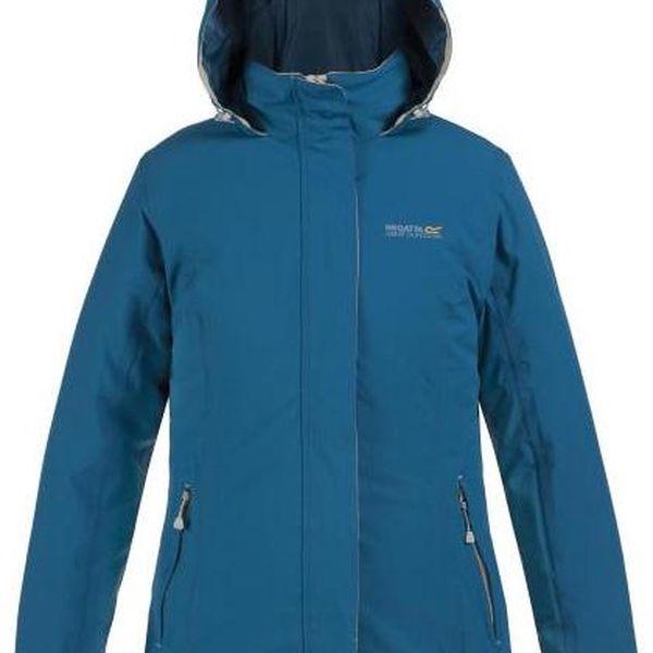 Dámská zimní bunda Regatta RWP201 KEELEY Petrol Blue