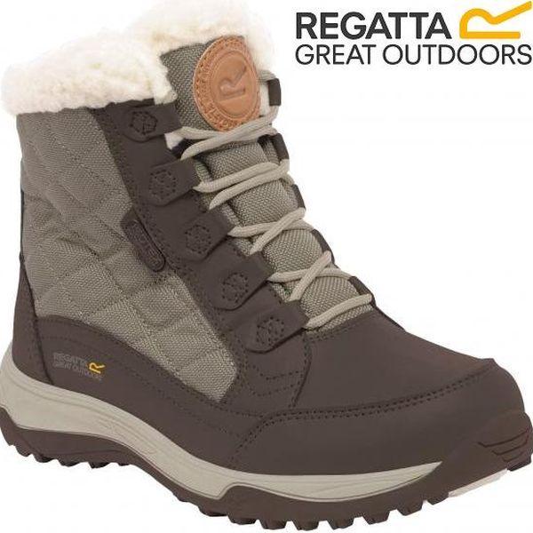 Dámské vysoké boty Regatta RWF433 LADY ASTORIA TreeTp/WrmBe