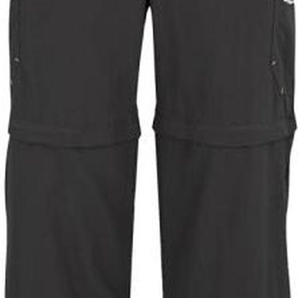 Pánské kalhoty se zip-off nohavicemi Regatta RMJ147R LARSSON Double II Ash