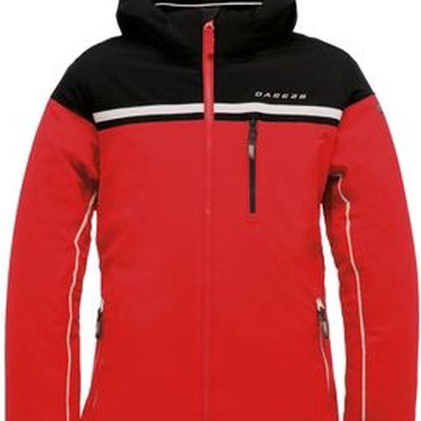 Chlapecká lyžařská bunda Dare2B DBP300 Destined Jacket Fiery Red
