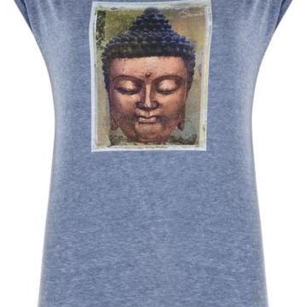 Dámské tričko Dare2B DWT327 RESTFUL MarimeBlue