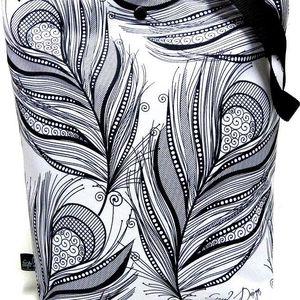 Taška s peřím 01 Gaul 42x32 cm, Gaul designs