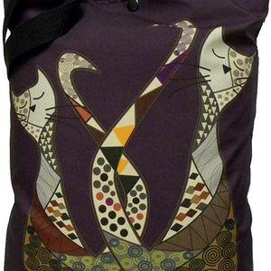 Taška s kočkou Gaul 09 42x32 cm, Gaul designs