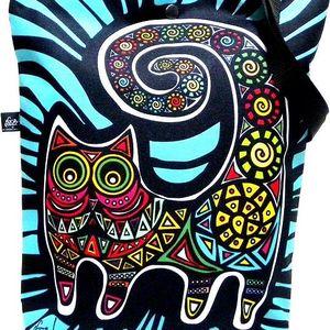 Taška s kočkou Gaul 05 42x32 cm, Gaul designs