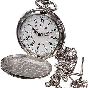 Stylové kapesní hodinky na řetízku - dodání do 2 dnů