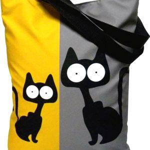 Taška s kočkou Gaul 01 42x32 cm, Gaul designs