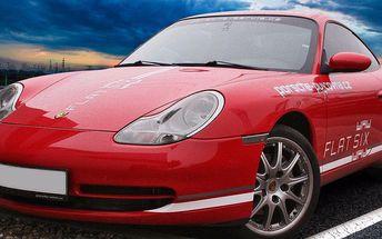 Klíčky od Porsche 911 a jízda snů