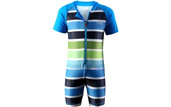 Reima Chlapecké plavky/oblečení k vodě Odessa s UV 50+ ocean blue