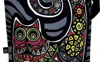 Taška s kočkou Gaul 10 42x32 cm, Gaul designs