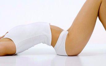 Cvičení Rolletic a anticelulitidní masáž se zábalem