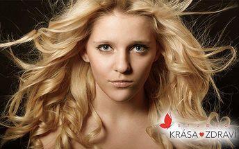 Profesionální barvení vlasů jakékoliv délky ve Studiu krása a zdraví v Ostravě