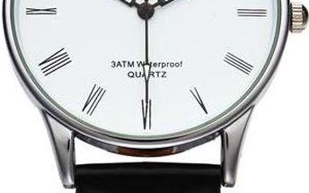 Klasické hodinky s kulatým ciferníkem - dodání do 2 dnů