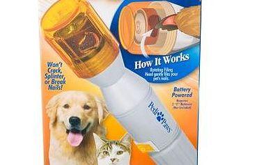 Brousek na úpravu psích drápků Pedi Paws