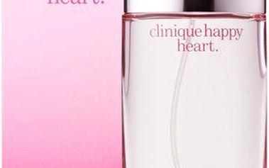 Clinique Happy Heart parfémovaná voda 50ml Tester pro ženy