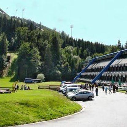 Hotel Skicentrum Harrachov *** pro dva s polopenzí, wellness a dítětem do 10 let zdarma