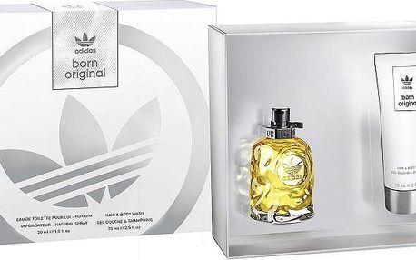Adidas Born Original For Him - EDT 30 ml + sprchový gel 75 ml + doprava zdarma
