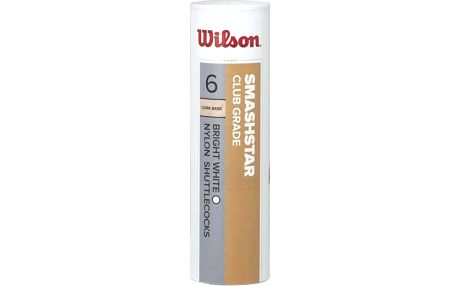 Wilson Smashstar 6 Tube White speed 77 (pomalé)