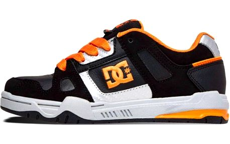 DC Stag Black/Orange 13,5 (31,0)