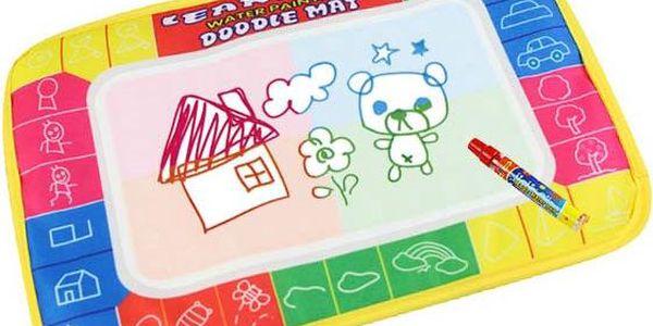 Dětská podložka na malování a magické pero