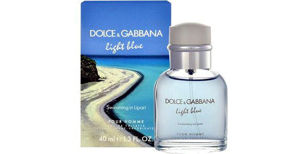 Dolce & Gabbana Light Blue Swimming in Lipari toaletní voda 125ml Tester pro muže