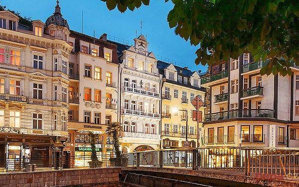 3 až 5denní wellness pobyt pro 2 v Karlových Varech v Garni hotelu Kučera