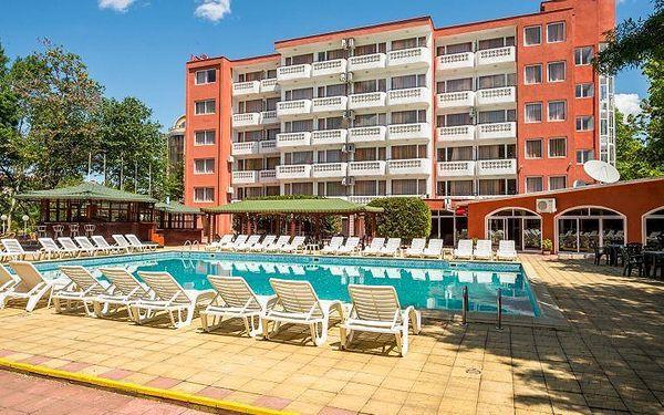 Bulharsko - Slunečné Pobřeží na 8 až 15 dní, all inclusive s dopravou letecky z Prahy nebo letecky z Brna