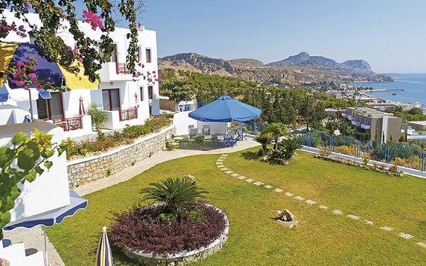 Řecko, Rhodos, letecky na 8 dní bez stravy
