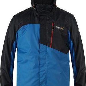 Pánská bunda 3v1 Regatta RMP158 Whitehall Oxford Blue