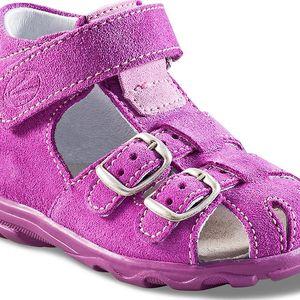 Richter Dívčí sandály 21027 313 411 - fialové
