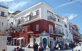 Capri - kouzlo Neapolského zálivu a Řím k tomu, Itálie, Poznávací zájezdy - Itálie, 6 dní, Autobus, Snídaně, Alespoň 3 ★★★, sleva 14 %