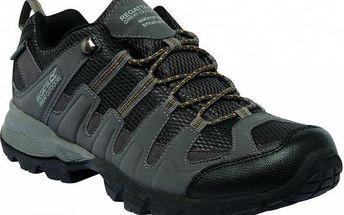 Pánská obuv Regatta RMF330 GARSDALE LOW Granite/Inca Gold