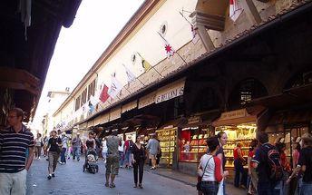 Florencie a kouzelné Toskánsko, Itálie, Poznávací zájezdy - Itálie, 5 dní, Autobus, Bez stravy, Alespoň 2 ★★, sleva 24 %