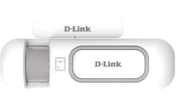 Senzor D-Link DCH-Z110 mydlink Home, dveřní/okenní (DCH-Z110) bílé