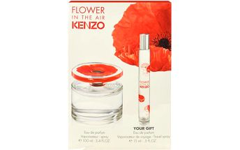 Kenzo Flower in the Air parfémovaná voda dárková sada pro ženy - Edp 100ml + 15ml edp