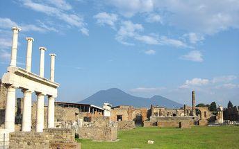 Capri - Sorrento - Neapol - Pompeje - Vesuv - Řím, Itálie, Poznávací zájezdy - Itálie, 6 dní, Autobus, Snídaně, Alespoň 3 ★★★, sleva 14 %