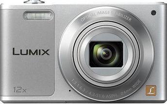 Panasonic Lumix DMC-SZ10EP-S (Silver)