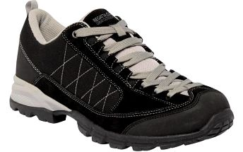 Pánské trailové boty Regatta RMF335 ROCKVILLE LOW Black Paloma