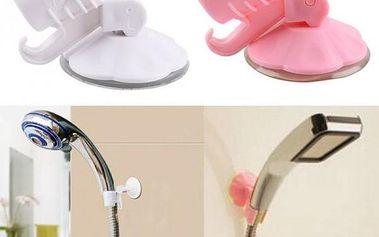 Plastový držák sprchové hlavice - dodání do 2 dnů