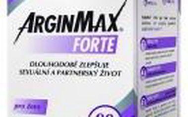 ARGINMAX Forte pro ženy 90 tobolek