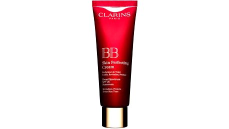 Clarins BB Skin Perfecting Cream SPF25 BB krém 15ml Tester pro ženy - Odstín 03 Dark