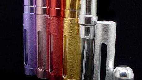 Flakónek na parfém 12 ml - na výběr z pěti barev - poštovné zdarma