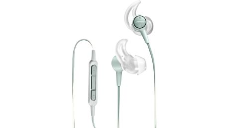 Bose SoundTrue Ultra In-Ear Apple, bílá