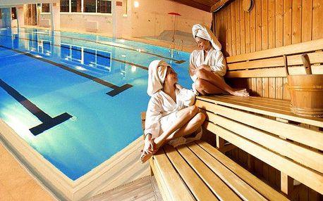3 až 6denní wellness pobyt pro 2 osoby v hotelu Alžbětin Dvor na Slovensku