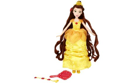 Disney Panenka s vlasovými doplňky Bella