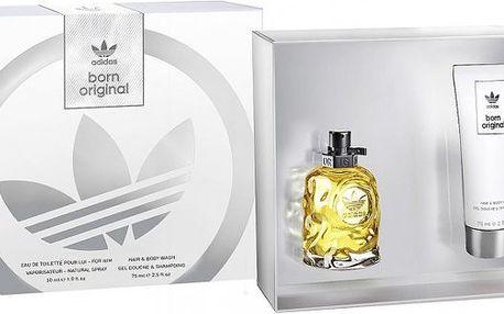 Adidas Born Original For Him - EDT 30 ml + sprchový gel 75 ml