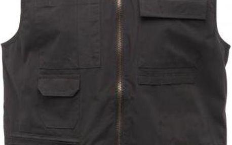 Pánská vesta Regatta RMB022 Crossfell B/W Ash