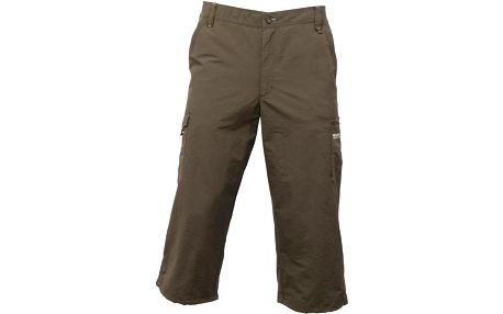 Pánské 3/4 kalhoty Regatta RMJ145 LARSSON Capri II Hawthorn